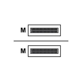 Arista - 40GBase Direktanschlusskabel - QSFP+ (M) bis QSFP+ (M) - 2 m - twinaxial Produktbild