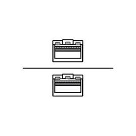 Arista - 10GBase Direktanschlusskabel - SFP+ (M) bis SFP+ (M) - 3 m - twinaxial Produktbild