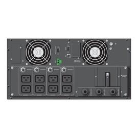 PowerWalker VFI 10000P/RT LCD - USV - 9000 Watt - 10000 VA 9 Ah - RS-232, USB - Ausgangsbuchsen: 8 Produktbild