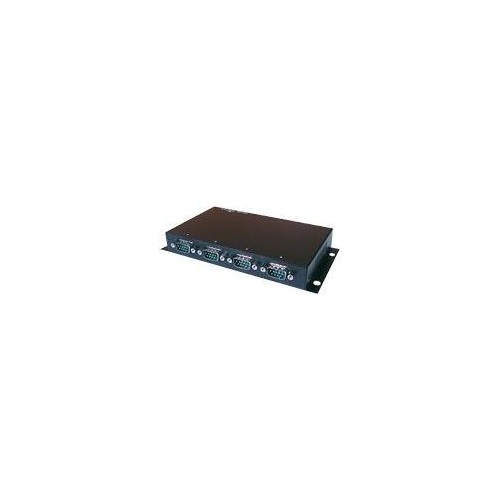Exsys EX-1334IS - Serieller Adapter - USB - RS-232/V.24 x 4 Produktbild Front View L