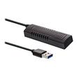InLine - Speicher-Controller - SATA 6Gb/s - USB 3.1 - Schwarz Produktbild