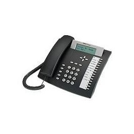 Tiptel 83 system - Digitaltelefon - Anthrazit Produktbild