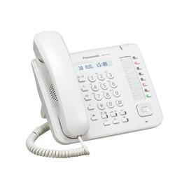 Panasonic KX-DT521 - Digitaltelefon - weiß Produktbild
