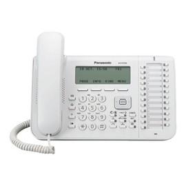 Panasonic KX-NT546 - VoIP-Telefon - MGCP, RTP - weiß Produktbild