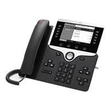 Cisco IP Phone 8811 - VoIP-Telefon - SIP, RTCP, RTP, SRTP, SDP - 5 Leitungen - Anthrazit Produktbild