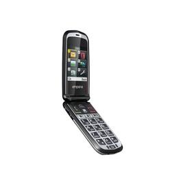 emporiaCOMFORT V66 - Mobiltelefon - miniSDHC slot - GSM - 240 x 320 Pixel - TFT Produktbild