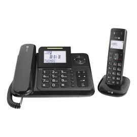 Doro Comfort 4005 - Mit Schnur/schnurlos - Anrufbeantworter mit Rufnummernanzeige - DECT Produktbild