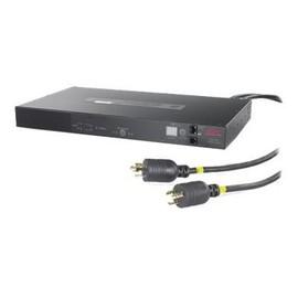 APC Automatic Transfer Switch - Redundant switch (Rack - einbaufähig) - Wechselstrom 120 V - Ethernet 10/100, Produktbild