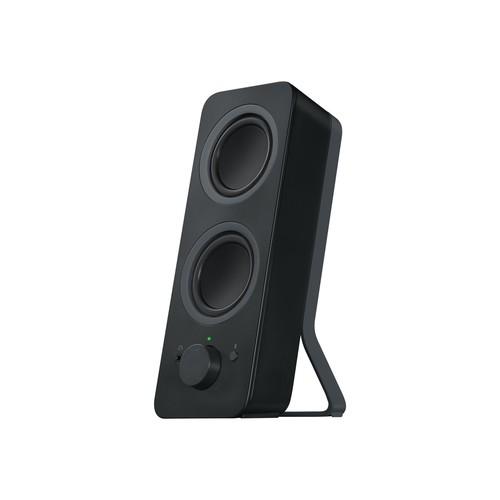 Logitech Z207 - Lautsprecher - für PC - 2.0-Kanal - kabellos - Bluetooth Produktbild