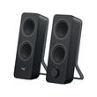 Logitech Z207 - Lautsprecher - für PC - 2.0-Kanal - kabellos - Bluetooth Produktbild Additional View 1 S