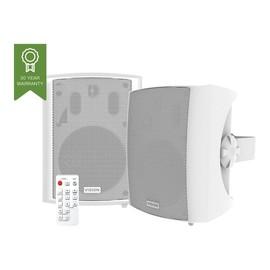Vision SP-1800P - Lautsprecher - für PA-System - 60 Watt (Gesamt) - dreiweg - weiß Produktbild