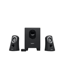 Logitech Z-313 - Lautsprechersystem - für PC - 2.1-Kanal - 25 Watt (Gesamt) Produktbild