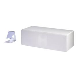 TerraTec CONCERT BT 1 - Lautsprecher - tragbar - kabellos - Bluetooth - weiß Produktbild