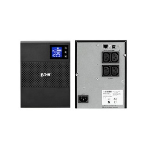 Eaton 5SC 500i - USV - Wechselstrom 230 V - 350 Watt - 500 VA - RS-232, USB Produktbild Additional View 1 L