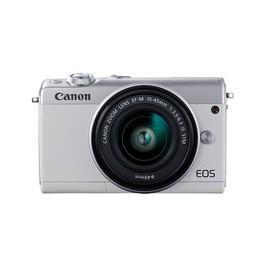 Canon EOS M100 - Digitalkamera - spiegellos - 24.2 MPix - APS-C - 1080p / 60 BpS Produktbild