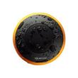 Boompods Aquapod - Lautsprecher - tragbar - kabellos - Bluetooth - Schwarz/Orange Produktbild