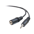C2G - Audioverlängerungskabel - Stereo Mini-Klinkenstecker (M) bis Stereo Mini-Klinkenstecker (W) - 10 m - Produktbild