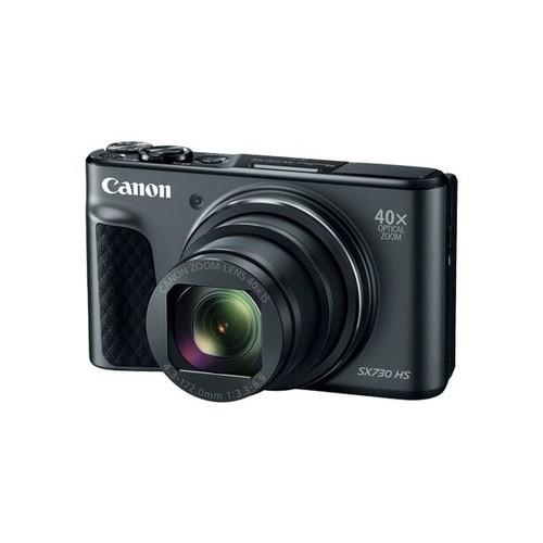 Canon PowerShot SX730 HS - Digitalkamera - Kompaktkamera - 20.3 MPix - 1080p / 60 BpS - 40x optischer Produktbild Additional View 1 L