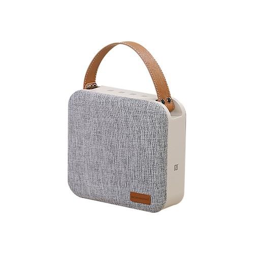 Scansonic BT150 - Lautsprecher - tragbar - kabellos - Bluetooth, NFC - 15 Watt Produktbild Front View L