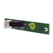 StarTech.com Slimline SATA auf SATA-Adapter mit SP4-Stromvers. - Schraubmontage - SATA-Adapter - Slimline Produktbild
