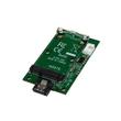 StarTech.com SATA auf mSATA Adapter - SATA zu Mini SATA Konverter Karte - Speicher-Controller - mSATA - SATA 6Gb/s Produktbild Additional View 1 S