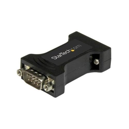 StarTech.com RS232 auf TTL Serial Konverter / Wandler - DB9, Bu/St - RS-232 Seriell TTL Adapter - Serieller Produktbild Additional View 1 L