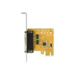 DeLock PCI Express Card > 2 x Serial RS-232 high speed 921K ESD protection - Serieller Adapter - PCIe 2.0 Low-Profile Produktbild