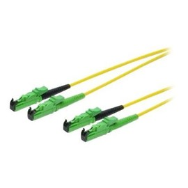 ASSMANN - Patch-Kabel - E2000/APC Einzelmodus (M) bis E2000/APC Einzelmodus (M) - 30 m - Glasfaser - Produktbild