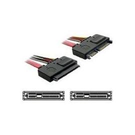 DeLOCK - SATA-Verlängerungskabel - Serial ATA 150/300 - SATA Combo (M) bis SATA Combo (W) - 50 cm Produktbild
