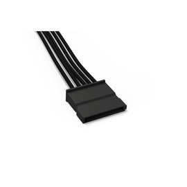 be quiet! S-ATA POWER CABLE CS-3310 - Stromkabel - SATA Leistung - 30 cm - Schwarz Produktbild