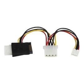 StarTech.com LP4 Molex auf SATA Stromkabel - Netzteil - SATA Leistung (M) bis interne Stromversorgung, Produktbild