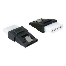 DeLOCK - Stromkabel - SATA Leistung (M) bis interne Stromversorgung, 4-polig (W) Produktbild