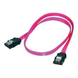 ASSMANN Basic - SATA-Kabel - Serial ATA 150/300 - SATA (W) bis SATA (W) - 50 cm - Rot Produktbild