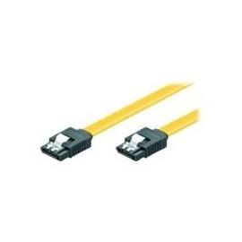 M-CAB - SATA-Kabel - Serial ATA 150/300/600 - SATA (W) eingerastet bis SATA (W) eingerastet - 70 cm - Produktbild