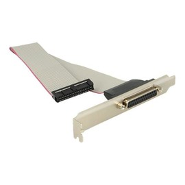 DeLOCK - Parallelport - IDC 26-polig (W) bis DB-25 (W) - 25 cm Produktbild