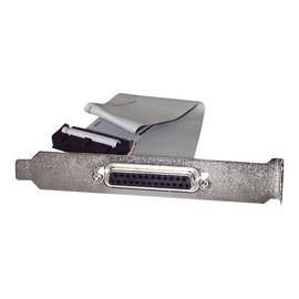 StarTech.com 40cm DB25 Parallel Buchse auf IDC 25 Pin Header Slotblech - Parallelport - DB-25 (W) bis IDC Produktbild