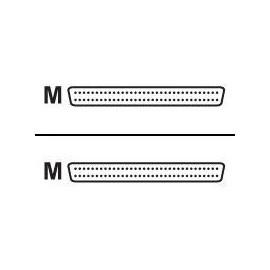 ADIC - SCSI - externes Kabel - HD-68 (M) bis HD-68 (M) - 30 cm Produktbild