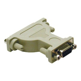 C2G - Nullmodemadapter - DB-9 (W) bis DB-25 (W) - geformt Produktbild