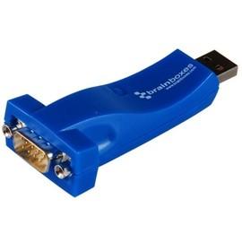 Brainboxes US-101 - Serieller Adapter - USB 2.0 - RS-232 Produktbild