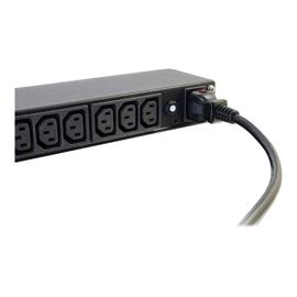 C2G - Stromkabel - IEC 60320 C19 bis IEC 60320 C20 - Wechselstrom 250 V - 15 A - 4.5 m Produktbild