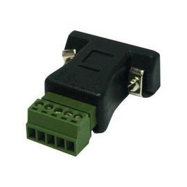Exsys EX-47999 - Serieller Anschluss - DB-9 (W) bis 5-poliger Anschlussblock (W) Produktbild