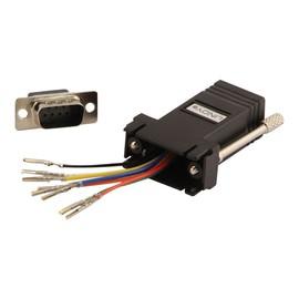 Lindy - Serieller Adapter - RJ-45 (W) bis DB-9 (M) - ungeschirmt Produktbild