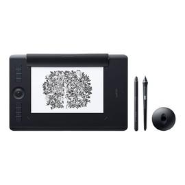 Wacom Intuos Pro Paper Edition Medium - Digitalisierer - 22.4 x 14.8 cm - Multi-Touch - elektromagnetisch - Produktbild