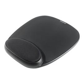 Kensington Gel Mouse Rest - Mauspad mit Handgelenkpolsterkissen - Schwarz Produktbild