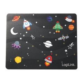 LogiLink Mouse Pad Little Planet - Mauspad Produktbild
