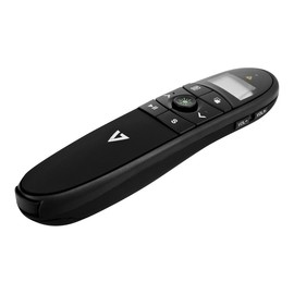 V7 Professional Wireless Green Laser Presenter WP2000G-1E - Präsentations-Fernsteuerung - HF Produktbild
