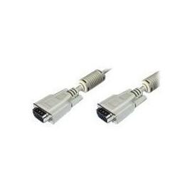 M-CAB - VGA-Kabel - HD-15 (VGA) (M) bis HD-15 (VGA) (M) - 15 m - Daumenschrauben Produktbild