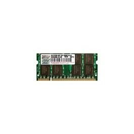 Transcend JetRAM - DDR2 - 1 GB - SO DIMM 200-PIN - 667 MHz / PC2-5300 - CL5 Produktbild