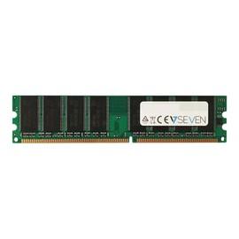 V7 - DDR - 1 GB - DIMM 184-PIN - 400 MHz / PC3200 - ungepuffert Produktbild