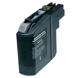 Tintenpatrone (LC-123BK) für Brother J552DW/J4110DW 950Seiten schwarz BestStandard Produktbild